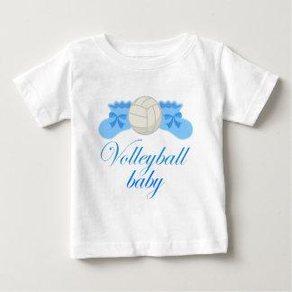 T-shirt Pour Bébé Bébé de volleyball