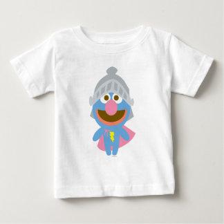 T-shirt Pour Bébé Bébé Grover dans l'armure