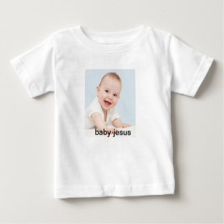 T-shirt Pour Bébé bébé Jésus
