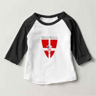 T-shirt Pour Bébé Bébé-Pièce en t de douille de la vache 3/4 à la