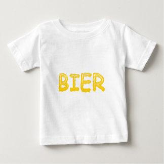 T-shirt Pour Bébé Bière