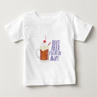 T-shirt Pour Bébé Bière de racine Floatin