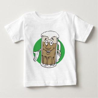 T-shirt Pour Bébé Bière heureuse