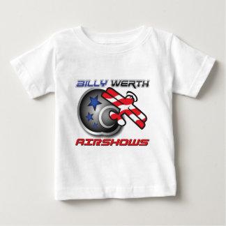 T-shirt Pour Bébé Billy Werth Airshows