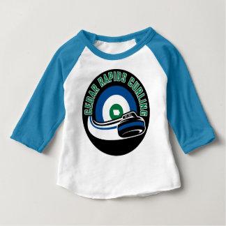 T-shirt Pour Bébé Bordage de Cedar Rapids