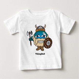 T-shirt Pour Bébé Boule de Viking