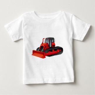 T-shirt Pour Bébé Bouteur