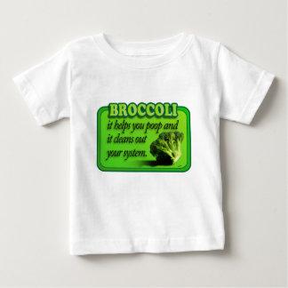 T-shirt Pour Bébé Brocoli