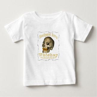 T-shirt Pour Bébé Brûlure de jardin