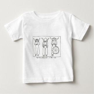 T-shirt Pour Bébé Caniche de Viking
