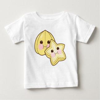 T-shirt Pour Bébé Carambole de Chubbi