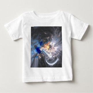 T-shirt Pour Bébé Caronal fait une boucle la NASA solaire de fusées