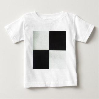T-shirt Pour Bébé Carré quatre par Kazimir Malevich