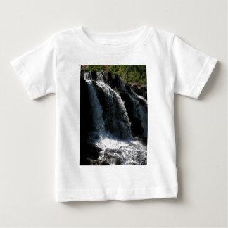 T-shirt Pour Bébé Cascade majestueuse - automnes de groseille à