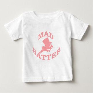 T-shirt Pour Bébé Chapelier fou