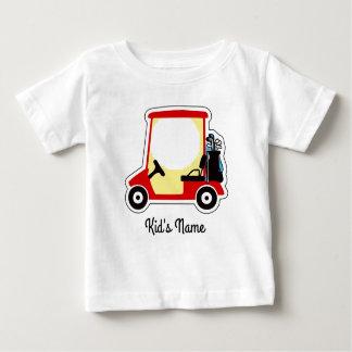 T-shirt Pour Bébé Chariot de golf