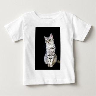 T-shirt Pour Bébé Chat britannique adulte de cheveux courts sur