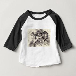 T-shirt Pour Bébé Chat de Cheshire