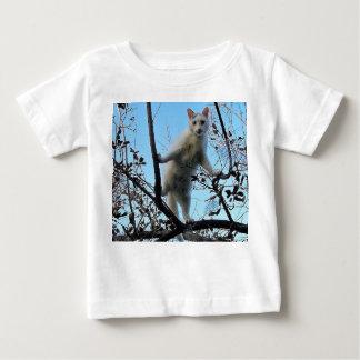 T-shirt Pour Bébé Chat de Ninja