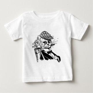 """T-shirt Pour Bébé """"chat jouant au golf drôle """""""
