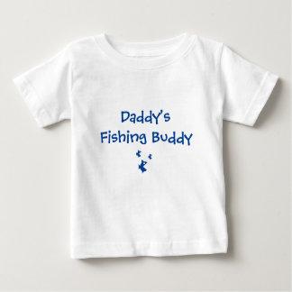 """T-shirt Pour Bébé Chemise """"d'ami de la pêche du papa"""""""