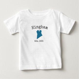 T-shirt Pour Bébé Chemise de bébé de Hingham le Massachusetts