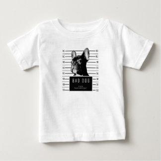 T-shirt Pour Bébé Chemise de photo de bouledogue français