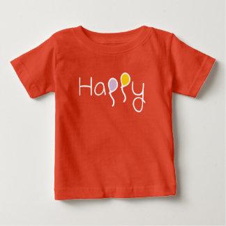 T-shirt Pour Bébé Chemise heureuse