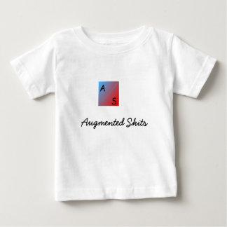 T-shirt Pour Bébé Chemise infantile augmentée de logo de sketchs
