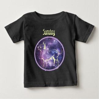 T-shirt Pour Bébé Chemise mignonne de chiot de chien de chiwawa de