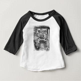 T-shirt Pour Bébé Chèvre Shopkeeperand Alice