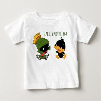 T-shirt Pour Bébé Chibi MARVIN le MARTIAN™ et le DAFFY DUCK™