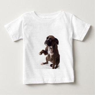 T-shirt Pour Bébé chien de boxeur
