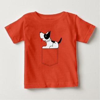 T-shirt Pour Bébé Chiens d'amour ? Woof !