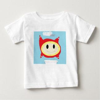 T-shirt Pour Bébé chose de bulle