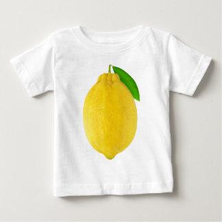 T-shirt Pour Bébé Citron