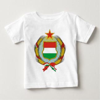 T-shirt Pour Bébé Coa_Hungary_Country_History_ (1957-1990)