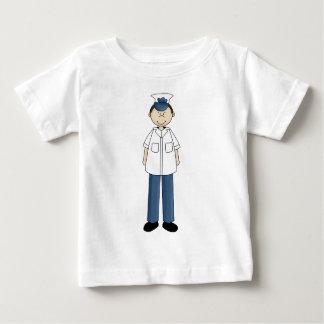 T-shirt Pour Bébé coast_guard_guy