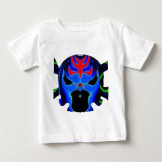 T-shirt Pour Bébé Collection colorée de Halloween de fantômes de