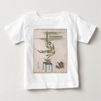 T-shirt Pour Bébé Composition florale - Utagawa Itchinsai