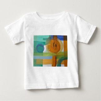 T-shirt Pour Bébé Conception contagieuse d'oeil moderne à la mode