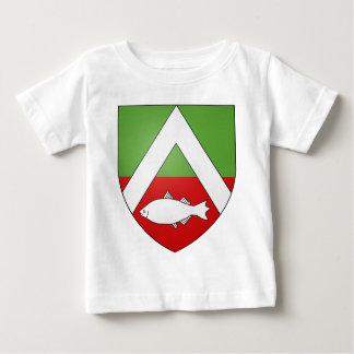 T-shirt Pour Bébé Constantine_CoA_2_ (French_Algeria)