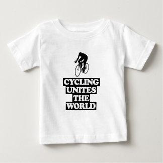 T-shirt Pour Bébé cool et tendre des CONCEPTIONS de recyclage