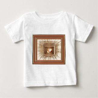 T-shirt Pour Bébé COSMOS d'abondance d'extrémité d'INFINI