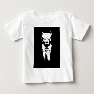 T-shirt Pour Bébé Costume de Pitbull