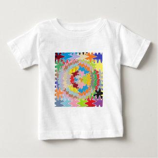 T-shirt Pour Bébé Couleurs d'arc-en-ciel d'EBR :  Bilan énergétique