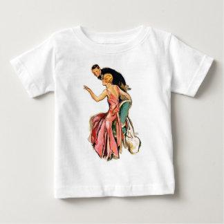 T-shirt Pour Bébé Couples engagés