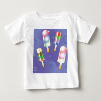 T-shirt Pour Bébé crème 70Ice _rasterized