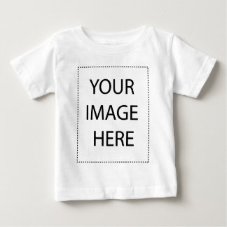 T-shirt Pour Bébé Croquis d'océan
