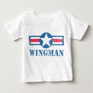 T-shirt Pour Bébé Cru de Wingman